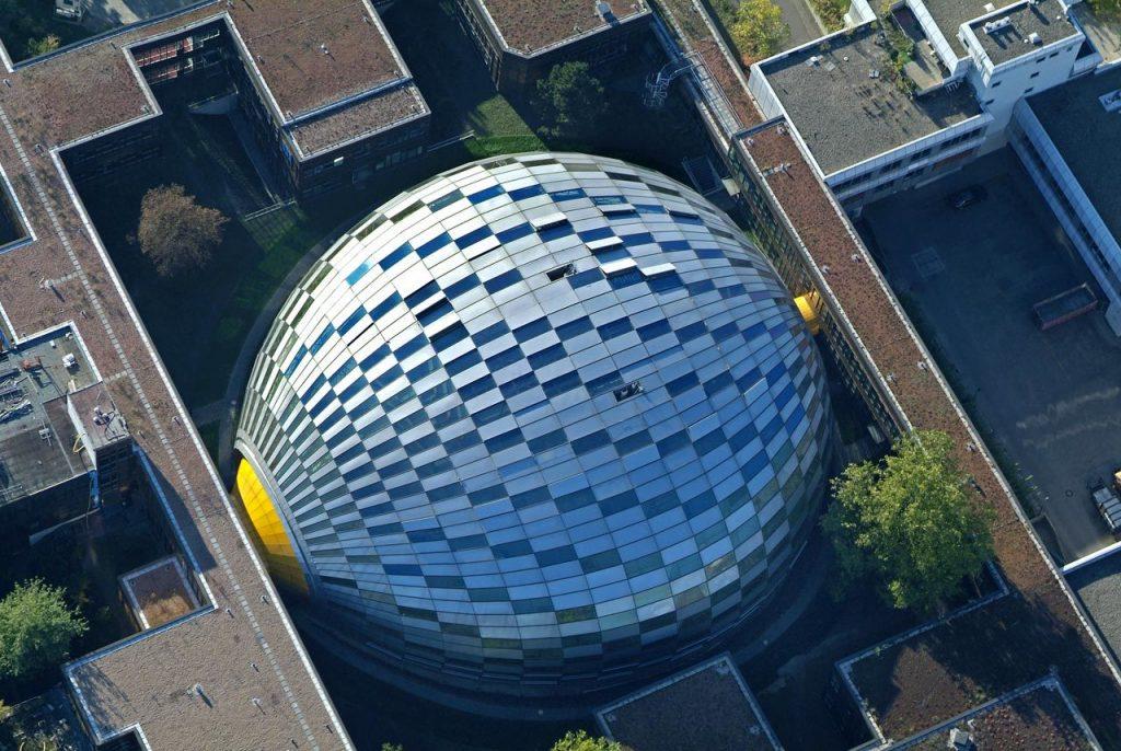 Sustainable Arrchitecture in Berlin