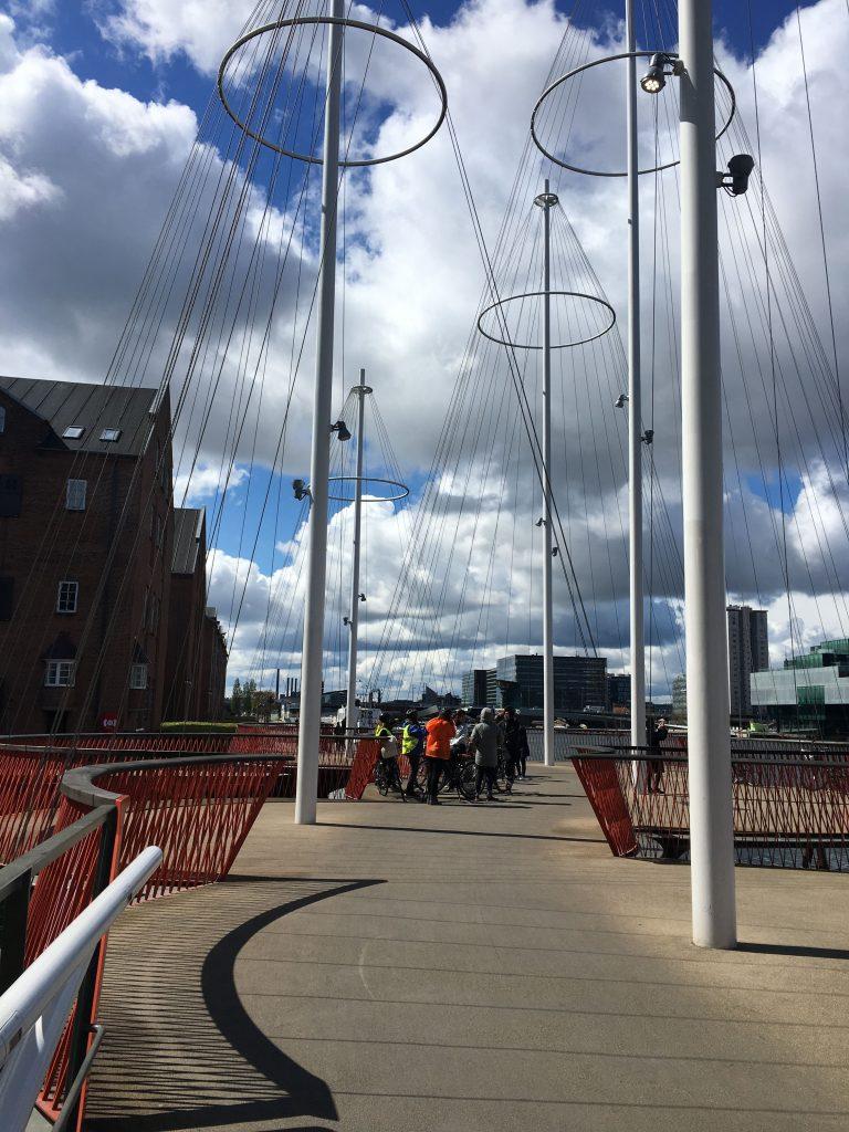 Discover the bike bridges of Copenhagen